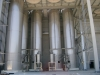 Silos for flour and automation In the food industry